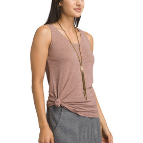 Prana Cozy Up Débardeur Femme, peach heather